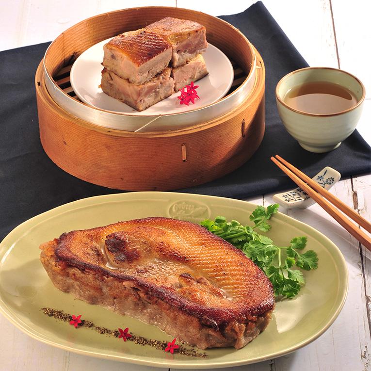 香煎芋泥貢鴨(半隻)