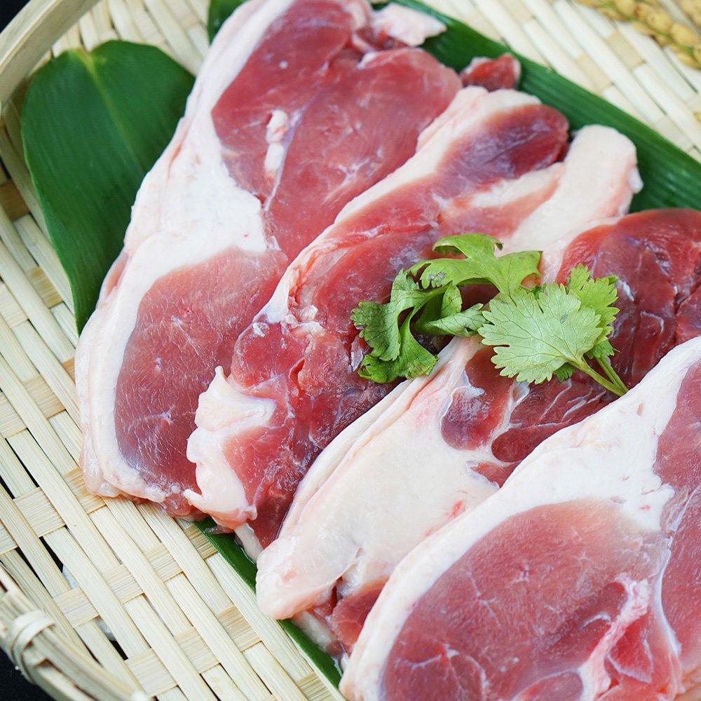 櫻桃原木鴨肉片